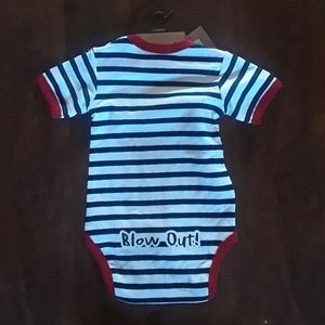 One Pieces - Lazy One ADORABLE Onsie Size 18M
